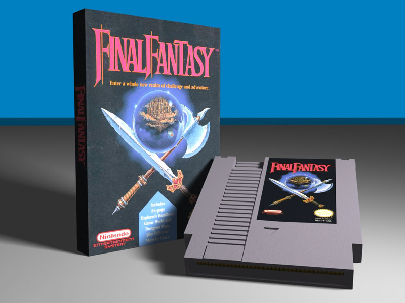 Final Fantasy USA