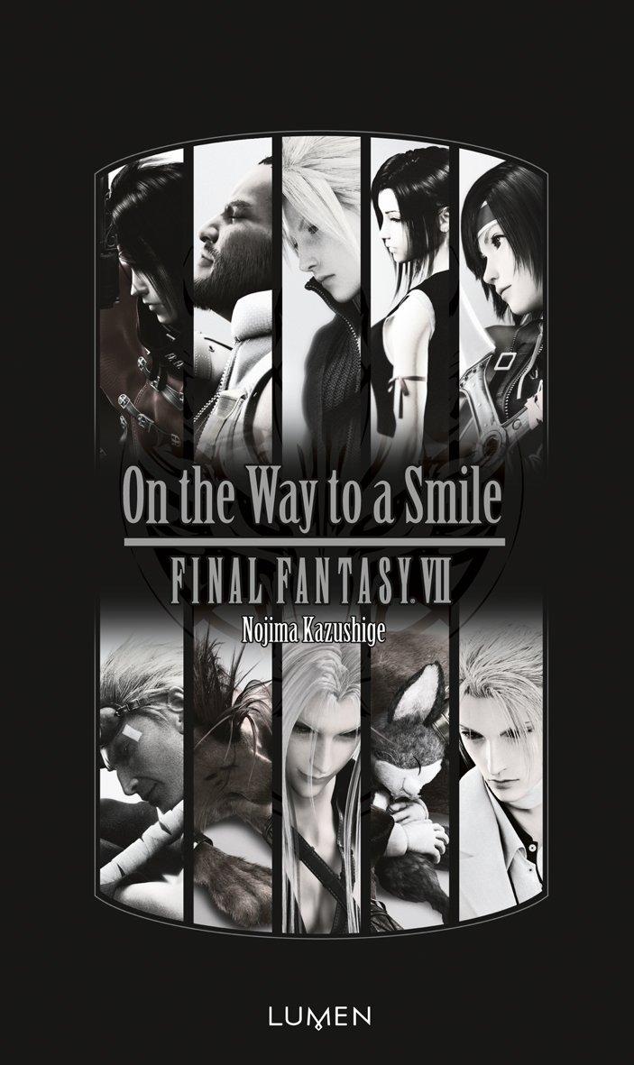 Final Fantasy 07 : On The Way To a Smile Book__onawaytoasmile_1