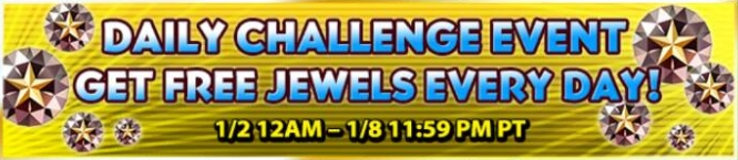 Daily Challenge Event 17 S01