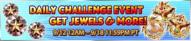 Daily Challenge Event S37