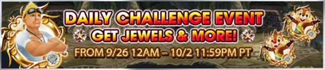 Daily Challenge Event S39