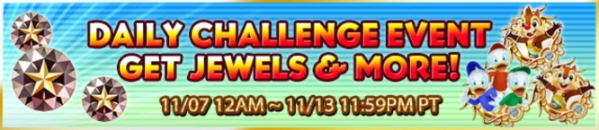 Daily Challenge Event S45