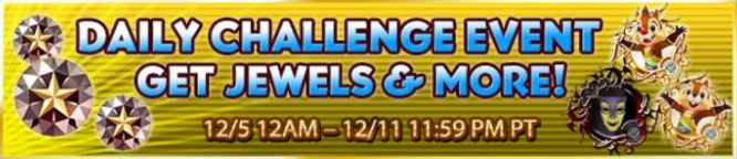 Daily Challenge Event S49