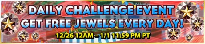 Daily Challenge Event S52