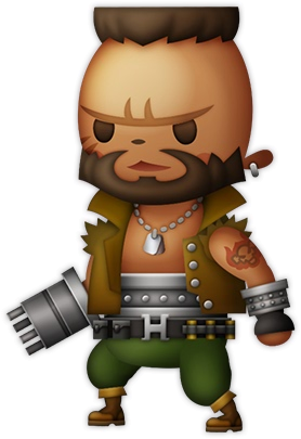 Theatrhythm CC Barret
