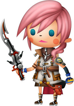 Theatrhythm Lightning