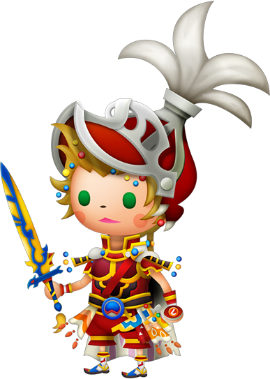 Theatrhythm Onion Knight