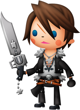 Theatrhythm Squall
