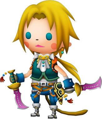 Theatrhythm Zidane