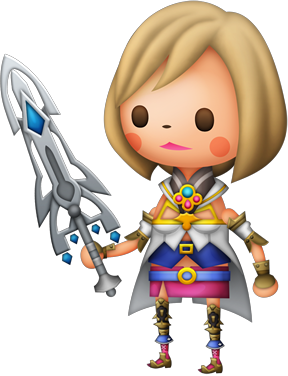 Theatrhythm Ashe