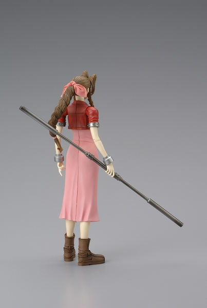 aerith gainsborough  ff07  playarts vol1 2