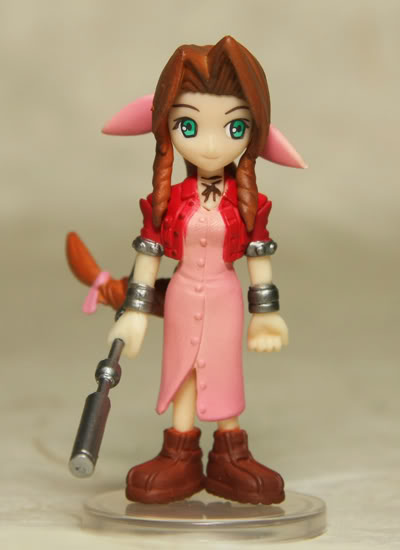 aerith gainsborough  ff07  tradingartsmini vol3 1
