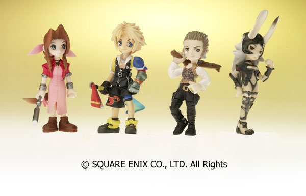 aerith gainsborough  ff07  tradingartsmini vol3 3