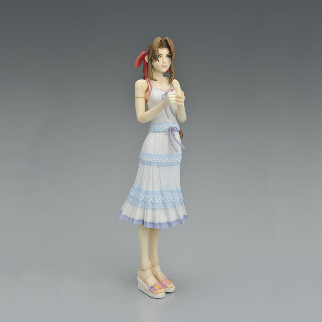 aerith gainsborough  ff07cc  playarts 1