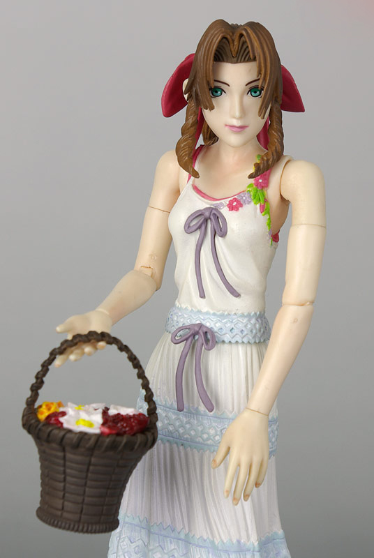 aerith gainsborough  ff07cc  playarts 3