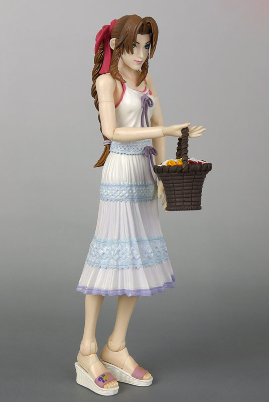 aerith gainsborough  ff07cc  playarts 7